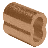 Swage Sleeve Copper