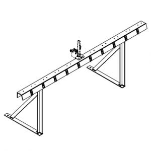 J-Guide:T-Bar Locking Rail